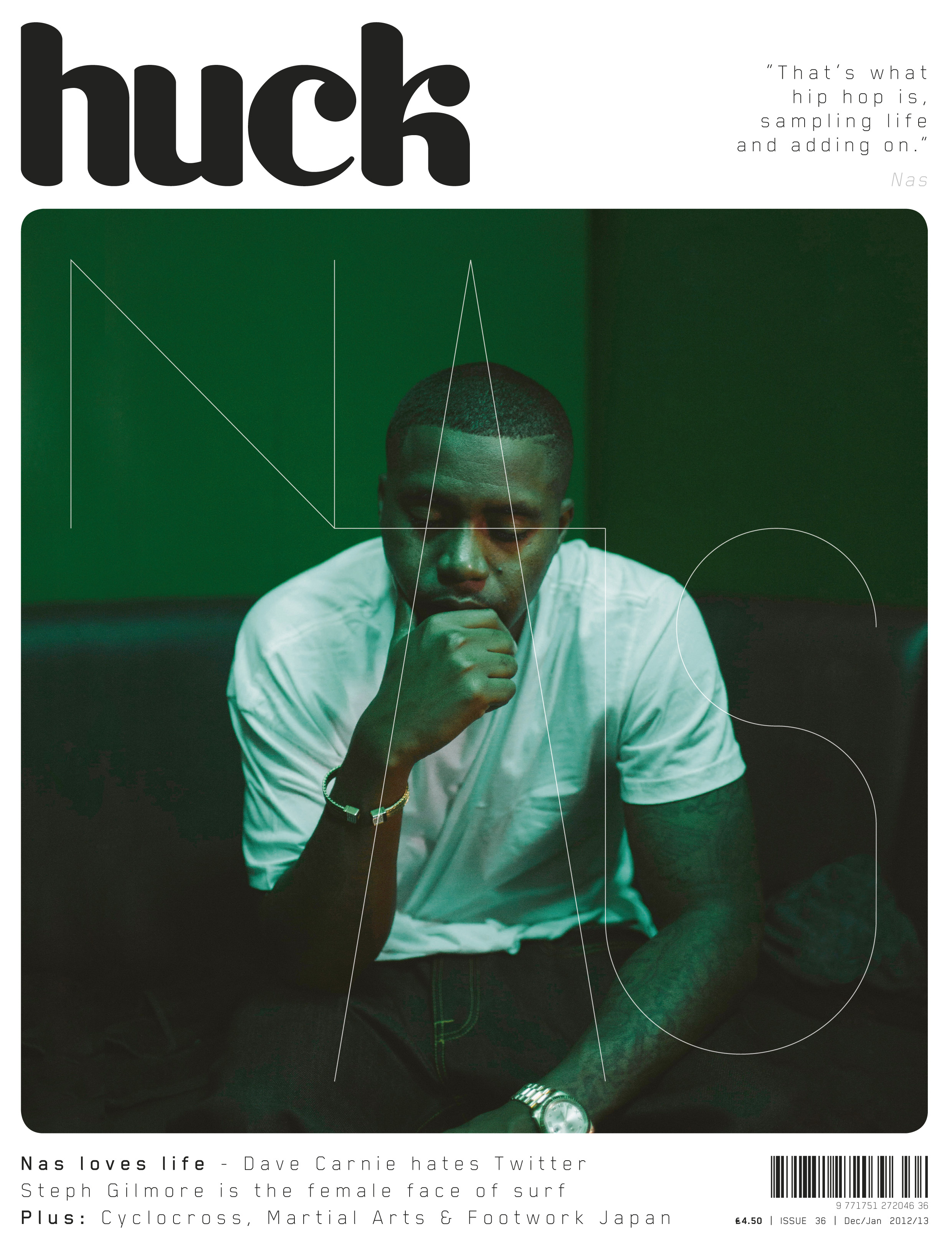 Back Issue - 36 - Nas