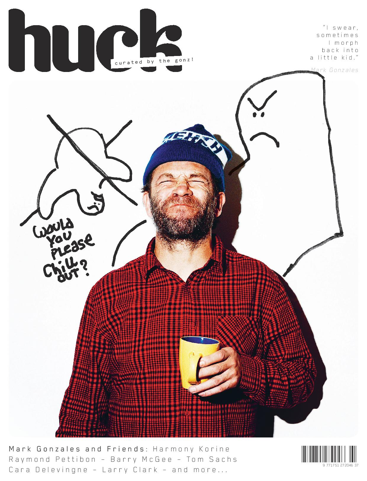 Back Issue - 37 - Mark Gonzales