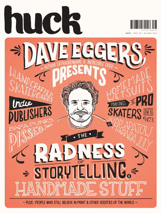 Back Issue - 38 - Dave Eggers