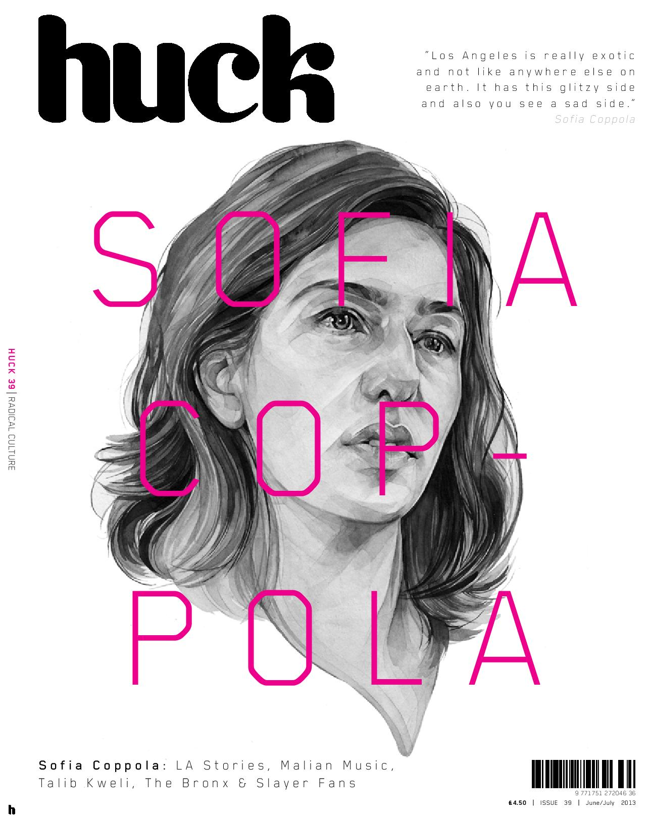 Back Issue - 39 - Sofia Coppola