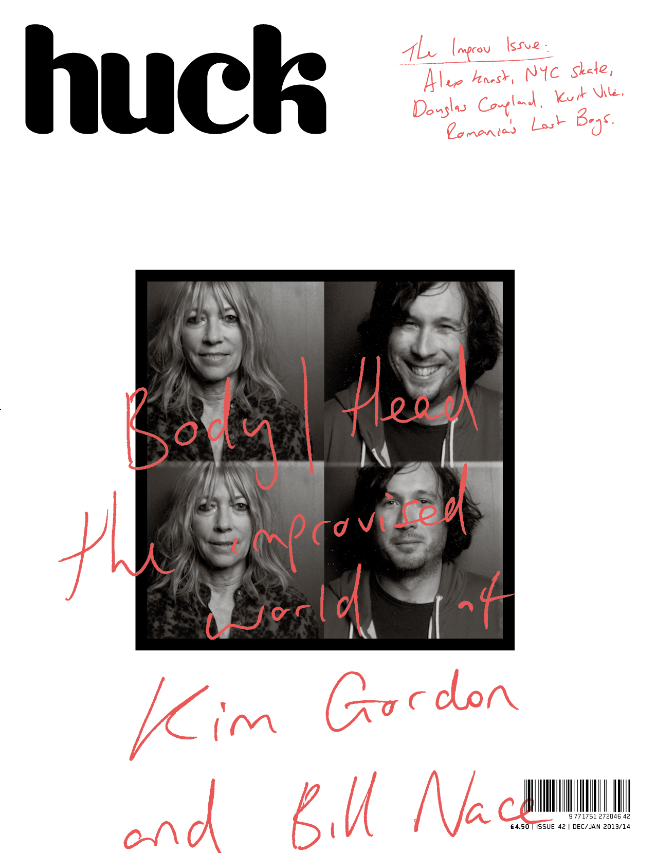 Back Issue - 42 - Kim Gordon