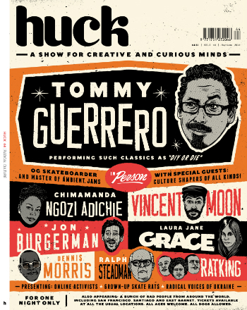 Back Issue - 44 - Tommy Guerrero