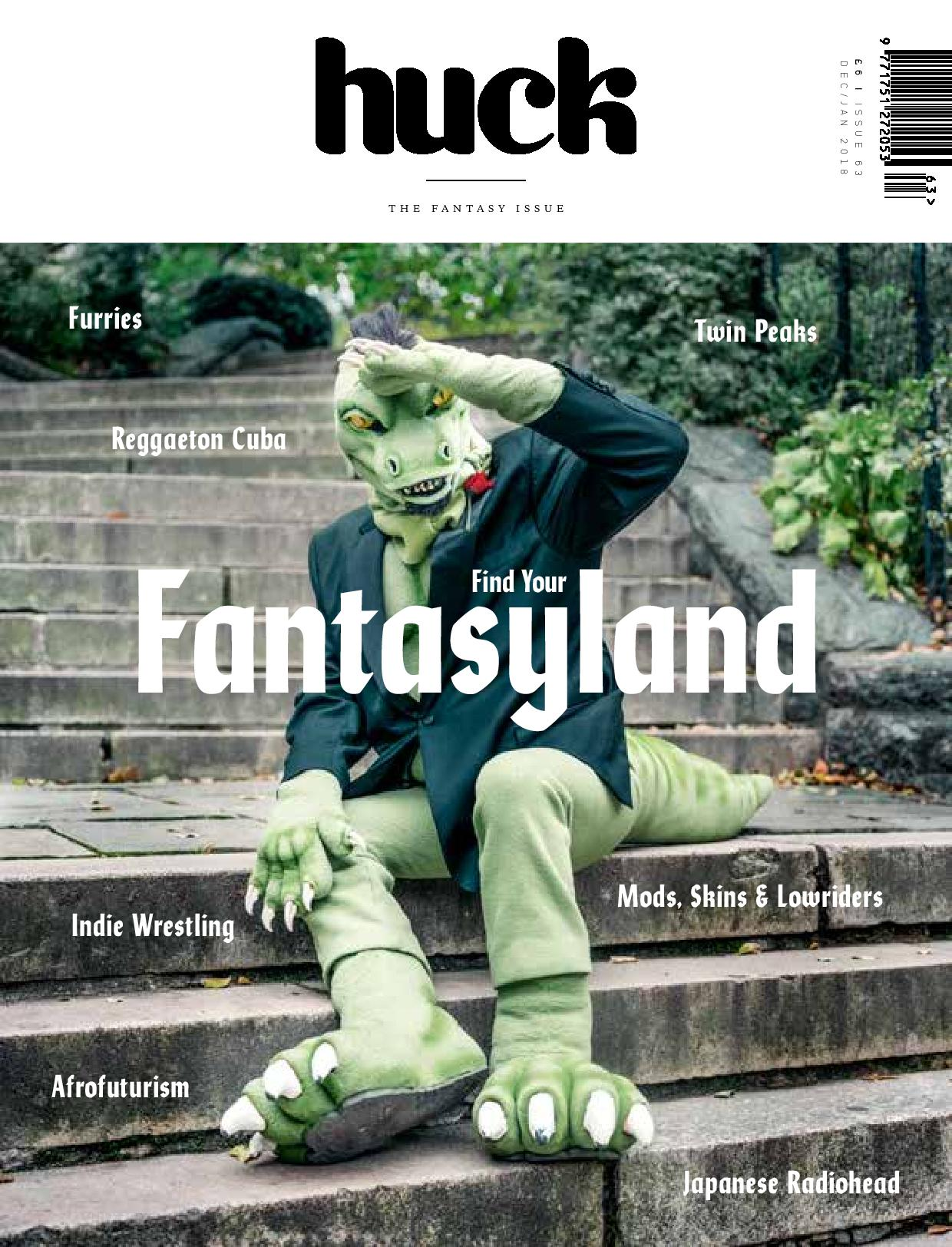 Back Issue - 63 - The Fantasy Issue