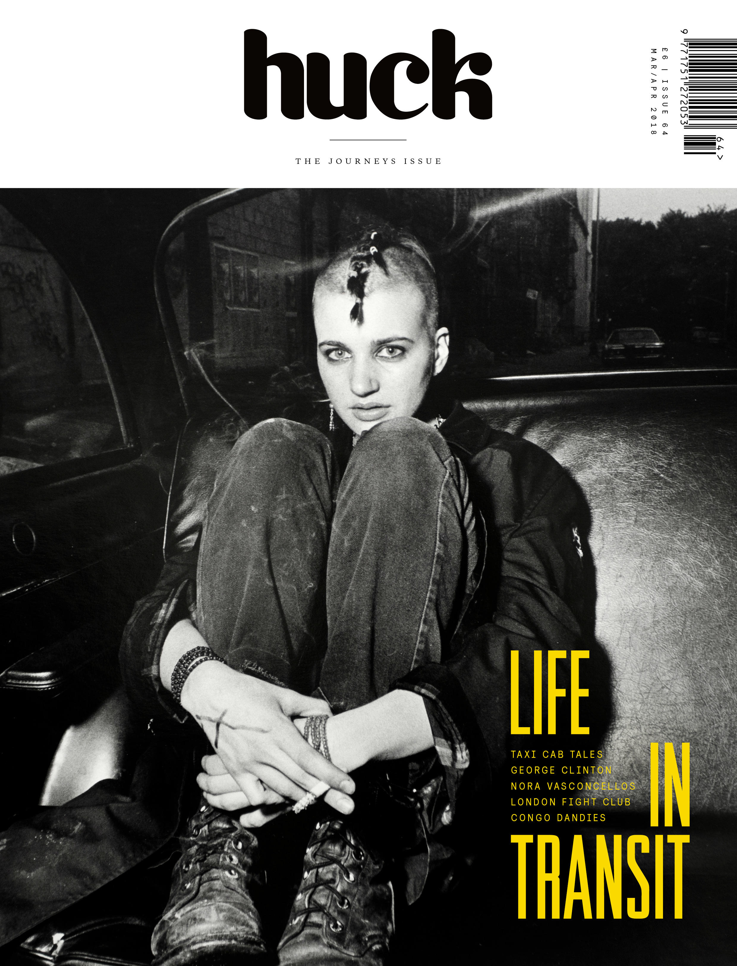 Back Issue - 64 - The Journeys Issue