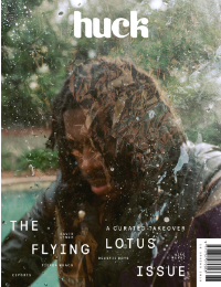 Back Issue - 68 - The Flying Lotus Issue