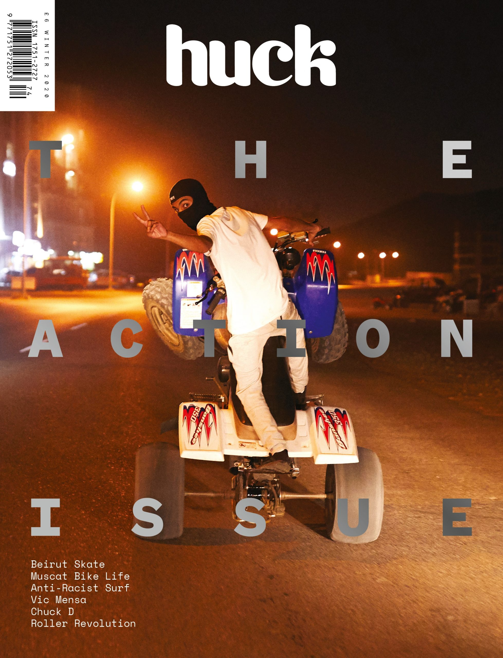 Back Issue - 74 - The Action Issue